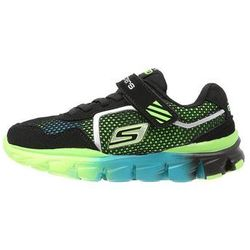 Skechers GO RUN RIDE Tenisówki i Trampki black/lime