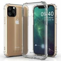 Wozinsky Anti Shock pancerne etui do iPhone 11 Pro przezroczysty