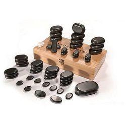 Bazaltowe kamienie do masażu - różne zestawy do wyboru