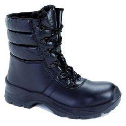 DEMAR Buty robocze zimowe skórzane ocieplane męskie rozmiary 40-48 DTRMF (ZNALAZŁEŚ TANIEJ - NEGOCJUJ CENĘ !!!)