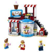 Lego Friends Kosmiczna Karuzela W Parku Rozrywki 41128 Porównaj