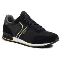 Sneakersy BOSS - Parkour 50433661 10214574 01 Black 007