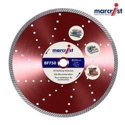 MARCRIST Tarcza diamentowa 300x20,0mm BF750 do cięcia precyzyjnego (MC1126.0300.20)