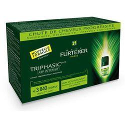 RENE FURTERER Triphasic VHT Regenerating Treatment For Hair Loss serum regenerujace przeciw wypadaniu wlosow 8x5,5ml