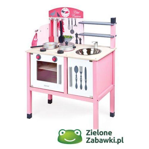 Mademoiselle Rozowa Kuchnia Dla Dzieci Z Drewna Jnd06533 Janod