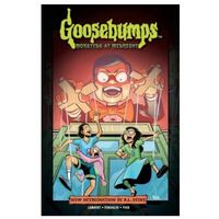 Goosebumps Monsters At Midnight