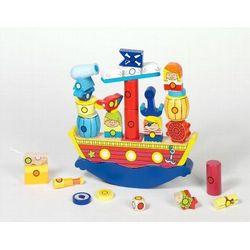 Gra zręcznościowa - Balansujący okręt piracki