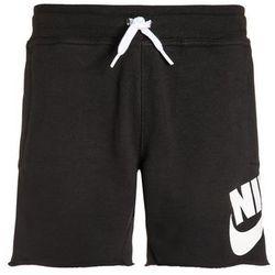 Nike Performance ALUMNI Krótkie spodenki sportowe schwarz/weiß