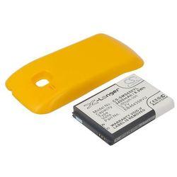 Samsung EB464358VU / Galaxy Mini 2 2400mAh 8.9Wh Li-Ion 3.7V powiększony żółty (Cameron Sino)