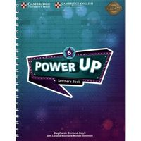 Power Up Level 6 Teacher's Book (opr. miękka)
