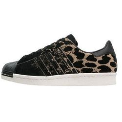 adidas Originals SUPERSTAR 80S Tenisówki i Trampki core black/cardboard