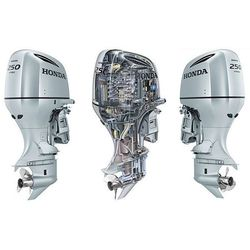 HONDA Silnik zaburtowy BF 250 A XCU - RATY 0%