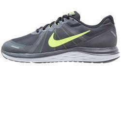 Nike Performance DUAL FUSION X 2 Obuwie do biegania Amortyzacja dark grey/volt/black/white/reflect silver