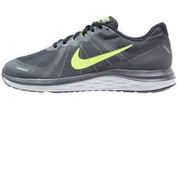 Nike Performance DUAL FUSION X 2 Obuwie do biegania treningowe dark grey/volt/black/white/reflect silver