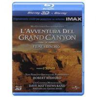 Wielki Kanion Zagrożona Rzeka [Blu-Ray 3D 2D]