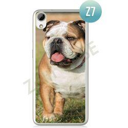 Obudowa Zolti Ultra Slim Case - HTC Desire 626 - Psy - Wzór Z7 - Z7