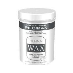 WAX Pilomax NaturClassic Henna maska regenerująca do włosów ciemnych 240ml