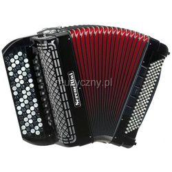 Serenellini 454 45(82)/4/11 120/5/5 Piccolo akordeon guzikowy (czarny) Płacąc przelewem przesyłka gratis!