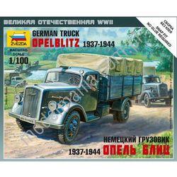 Niemiecka ciężarówka Opel Blitz 1937-1944 Zvezda 6126