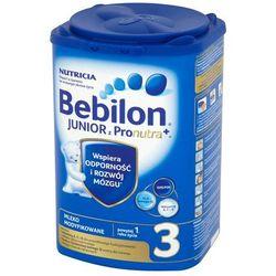 Bebilon Junior 3 z Pronutra+, mleko modyfikowane, proszek, 800 g