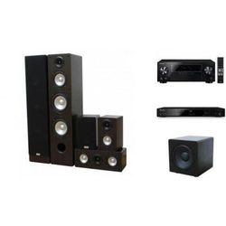 PIONEER VSX-330 + BDP-100 + TAGA TAV-406 + TSW-200 - Kino domowe - Autoryzowany sprzedawca
