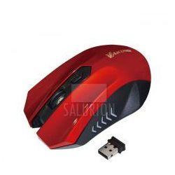 Vakoss TM-658UR Mysz bezprzewodowa czerwona