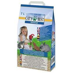 JRS Cat's Best Universal - żwirek drewniany dla gryzoni 7l /4kg