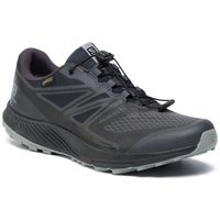 Buty SALOMON Alphacross Gtx GORE TEX 408054 29 V0 Flint StonePearl BlueSargasso Sea