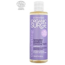 Organic Surge organiczny kojący płyn do kąpieli Lawendowa Łąka 250 ml Organic Surge B4F UN harce 10% (-10%)