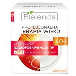 Bielenda PTW Liftingująca Radiowafrekwencja RF 40+ (W) krem przeciwzmarszczkowy do twarzy na dzień/noc 50ml
