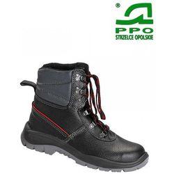 Buty obuwie robocze wzór 0154 r44 PODNOSEK, ZIMOWE