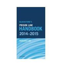 EBOOK Blackstone's Prison Law Handbook 2014-2015