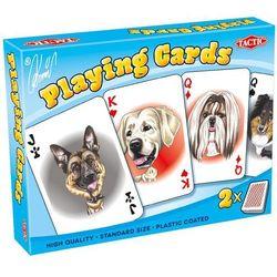 Karykatury Psów 2 talie kart do gry