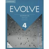 Evolve Level 4 Workbook with Audio (opr. miękka)
