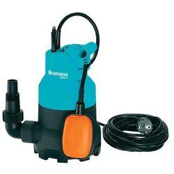 Pompa Gardena 01777-20 klasyczna głębinowa, 6000 l / h, 220 W, 3,8 kg