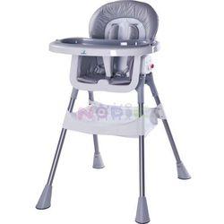 Krzesełko do karmienia Pop Caretero (szary)