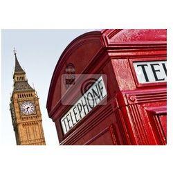 Plakat Budka telefoniczna, London