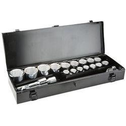 Zestaw kluczy nasadowych TOPEX 3/4 cala 38D296 (20 elementów)