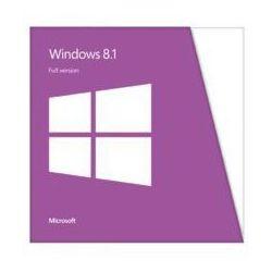 Microsoft OEM Windows 8.1 x64 - Pełna wersja - Polski DARMOWA DOSTAWA DO 400 SALONÓW !!