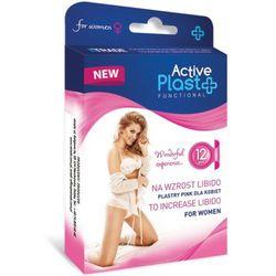 Plastry na libido PINK dla kobiet. Twoje libido w wielkiej formie