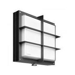 STEINEL L 691 LED – lampa ścienna, kinkietowa, zewnętrzna z czujnikiem ruchu, antracyt 672317 (ZNALAZŁEŚ TANIEJ - NEGOCJUJ CENĘ !!!)