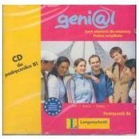 Genial 3 B1 CD do podręcznika. Język niemiecki dla młodzieży (opr. twarda)