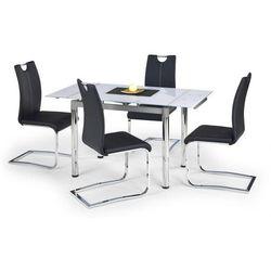 Stół z blatem szklanym HALMAR LOGAN 2, Kolory