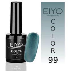 Lakier hybrydowy EIYO Modern - kolor nr 99 - Turkus z Brokatem - 15 ml Lakiery hybrydowe