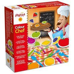 Kolorowy kucharz