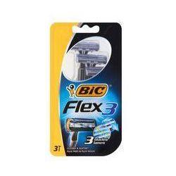Maszynka do golenia Flex3 3 sztuki