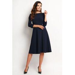 14c3ef0672e48b suknie sukienki sukienka z dlugim rekawem tunika rozkloszowana ...