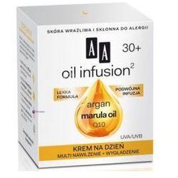 AA Oil Infusion2 30+ (W) krem na dzień multi nawilżenie + wygładzenie 50ml