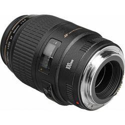 Canon 100 mm f/2.8 USM Macro - Cashback 300 zł przy zakupie z aparatem!