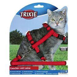 TRIXIE Szelki dla kota komfort nylonowe